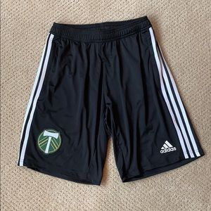 Portland Timbers Shorts